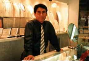GST佐野時計店店長